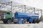 Спецтехника КамАЗ Автоцистерна для воды в Ташкент