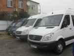 Автомобиль Mercedes-Benz Sprinter 1998 года за 10000 $ в другой