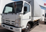 Продажа Isuzu Бортовой с тентом Isuzu CNG газ в наличии  2020 года за 45 253 $ на Автоторге