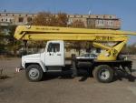 Спецтехника автовышка ГАЗ 33307-ВС1801МС 1994 года за 20 000 $ в городе Алмалык
