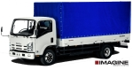 Isuzu ИсузуФургон ISUZU NPR 82 L -526 000 000