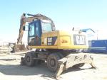 Спецтехника экскаватор Caterpillar M315D 2012 года за 53 298 $ в городе Ташкент