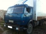 Спецтехника КамАЗ 53215 в Самара