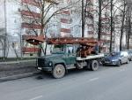 Спецтехника автовышка ГАЗ АП-17 1995 года за 10 850 $ в городе Москва