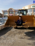 Спецтехника погрузчик XCMG lw300fn 2021 года за 370 000 000 сум в городе Ташкент