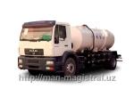 Продажа MAN Автоцистерна водовоз MAN CLA 18.280 4x2 BB  2018 года за 513 800 000 $ на Автоторге