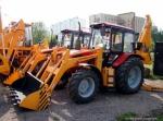 Спецтехника трактор Беларус -82.1 экскаватор-бульдозер 2018 года за 1 $ в городе Ташкент