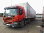 Спецтехника Scania 114 в Челябинск