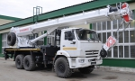Спецтехника автокран ЧМЗ KC-55732-33 2016 года за 96 000 $ в городе Ташкент