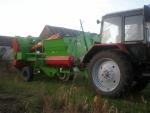 Спецтехника сельхозтехника Беларус анна 2003 года за 9 999 $ в городе Бешкент