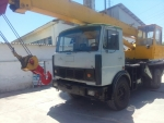 Спецтехника автокран МАЗ МАЗ-5337 1994 года за 21 000 $ в городе Денау