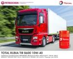 RUBIA TIR 8600 10W-40 Высококачественный...  на Автоторге