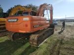 Спецтехника экскаватор Doosan DX 225 LCA 2012 года за 78 500 $ в городе Ургенч