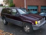 Продажа Jeep Grand Cherokee  1994 года за 9 999 $ на Автоторге