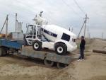 Спецтехника автобетоносмеситель Fiori DX35 2015 года за 102 000 $ в городе Галляарал