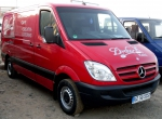 Спецтехника Mercedes-Benz Sprinter в Чуст