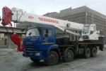 Продажа ЧМЗ КС-65711 стрела 34м, грузоподъемность 40 тонны  2017 года за 175 567 $ на Автоторге