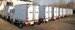 Изотермические кузова и рефрижераторное...  на Автоторге