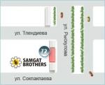 """TOO """"Samgat Brothers"""" в городе Ташкент"""