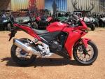 Honda CBR2014 года за 1 500 $ на Автоторге