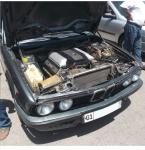 Двигатель БМВ V8 в сборе