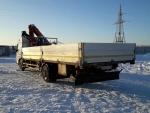 Спецтехника автокран Mitsubishi FUSO FE85DJ 2012 года за 199 027 947 сум в городе Ташкент