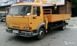КамАЗ 4308манипулятор2007 года за 26 000 $ на Автоторге