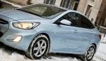Продажа Hyundai Accent  2011 года за 13 000 $ на Автоторге
