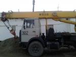 Продаётся Автокран МАЗ в городе Бухара
