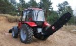 МТЗ Экскаватор цепной с жёстким отвалом на базе трактора Беларус-92П2018 года за 1 $ на Автоторге
