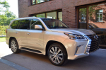 Автомобиль Lexus LX 570 2017 года за 65000 $ в Ташкенте