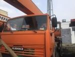Спецтехника автокран ГАКЗ 45719-7А 2005 года за 20 181 $ в городе Москва