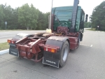 Спецтехника Volvo Ф12 в Бешкент