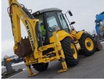 Спецтехника погрузчик New Holland В115В 2008 года за 37 400 $ в городе Алимкент