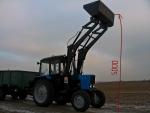 Спецтехника трактор МТЗ 82.1 2015 года за 19 000 $ в городе другой