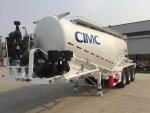 Cimc Полуприцеп-цементовоз CIMC ZJV9401GFDY2018 года за 325 000 000 $ на Автоторге