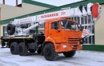 Спецтехника автокран ЧМЗ КС-55732-28 2016 года за 86000$ в городе Самарканд