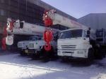 Спецтехника автокран КамАЗ КС-55733-33 2016 года за 113 000 $ в городе Ташкент