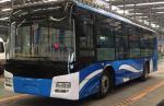 Спецтехника автобус городской Jinbei Jinbei CHTC 6105 2018 года за 34 000 $ в городе Ташкент