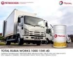 RUBIA WORKS 1000 15W-40 Высококачественное...  на Автоторге
