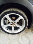 Porsche в городе Бухара