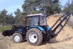 Спецтехника трактор МТЗ -82.1 машина подметально-уборочная 2019 года за 1 $ в городе Ташкент
